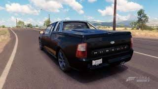 Forza Horizon 3 - 2014 Ford FPV Limited Edition Pursuit Ute Test Drive