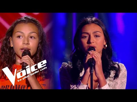 Andra Day – Rise Up   Ogee   The Voice All Stars  France 2021   Blind Audition