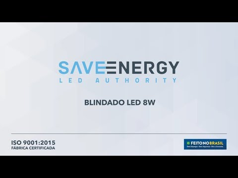 Saveenergy | Blindado LED