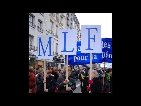 Michèle Idels & Catherine Guillot - MLF : psychanalyse et politique