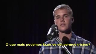 Justin bieber - Cold Water (Legendado)