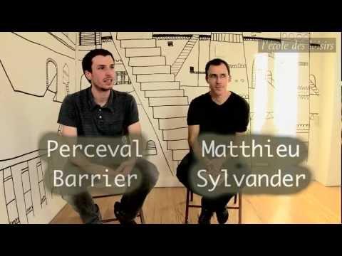 Vidéo de Matthieu Sylvander