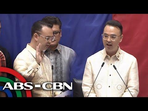 Cayetano inihalal na House Speaker ng 18th Congress | TV Patrol