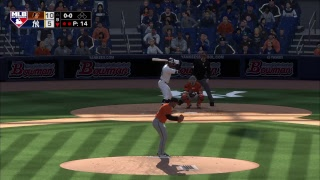 MLB CPU vs CPU League: Orioles (5-4) @ Yankees (9-0)