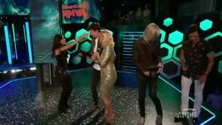 Shawn Mendes and Fifth Harmony MMVA's