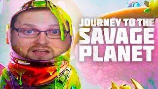 ПРИЛЕТЕЛ В ГОСТИ К БААБУШКЕ ► Journey to the Savage Planet #1