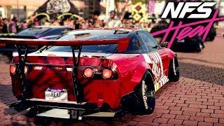 Need for Speed Heat 2019 - ENGINE SWAPS, Customization, Crews & MORE! (Gameplay Trailer)