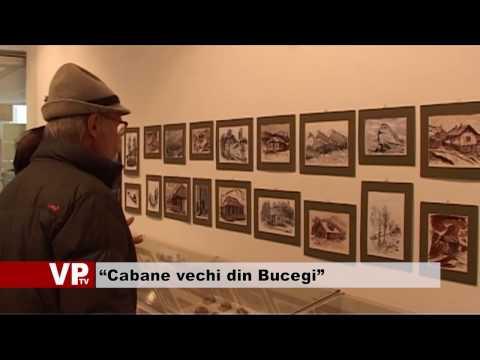 """Cabane vechi din Bucegi"""