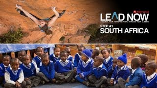 Marmot's Lead Now Tour - Stop 1 - South Africa
