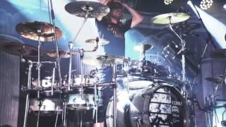 Dymytry Arakain - Sólo na bicí Live DVD (Arakain/Dymytry Tour 2014)