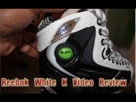 Reebok White K Ice Hockey Skates Details Video Review – What I liked and didn't like