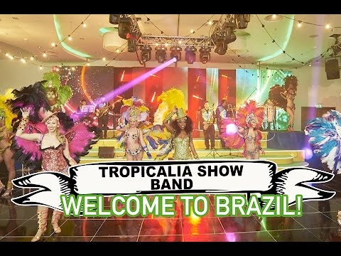 Tropicalia Show Band Video
