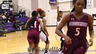 Collierville Lady Dragons vs Southwind Lady Jaguars
