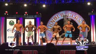 Arnold Amateur 2020 | Mens Physique | Overall Battle