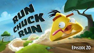 Run Chuck Run   Angry Birds Toons - Ep 20, S 1