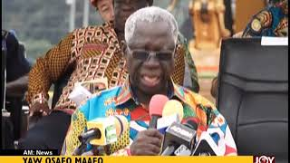 Contempt Of Parliament - AM News on JoyNews (4-7-18)