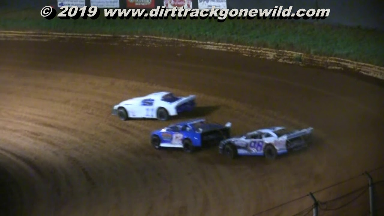 Modified Street at Toccoa Raceway June 22nd 2019