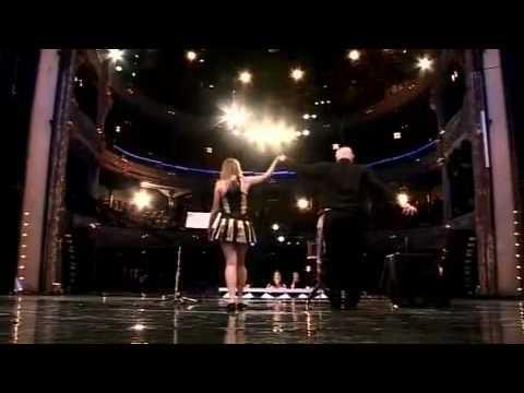 Britains Got Talent 2010 Week 3 - Flute Magic (видео)