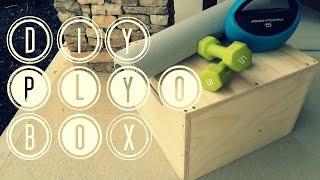SpokenHome | DIY Plyo Box