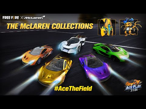 Garena Free Fire x McLaren collaboration brings new gameplay, skins and more