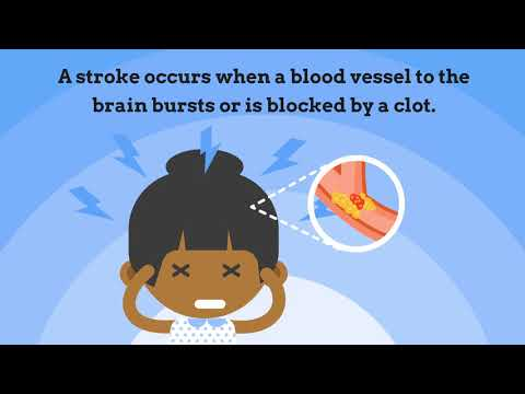 What's the difference between heat stroke and stroke?