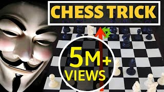 Dangerous Chess Trick [HINDI] Halosar Trap | Best Chess Trick