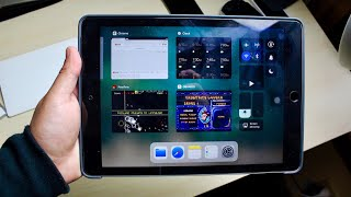 iOS 11 OFFICIAL On iPAD AIR 2! (Review)