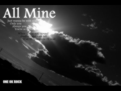 All Mine - ONE OK ROCK (piano & vocal cover)