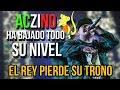 ¡EL REY HA PERDIDO EL TRONO! 😭😭 ¿ACZINO BAJO EL NIVEL? - Batallas de Freestyle