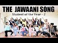 Yeh Jawaani Choreography For Beginners | Student Of The Year 2 | Tiger Shroff, Tara & Ananya