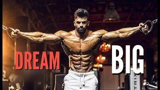 DREAM BIG - Aesthetic Fitness Motivation