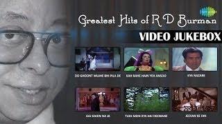 Greatest Hits Of R D Burman Video Songs | Memorable Bollywood Songs Video Jukebox