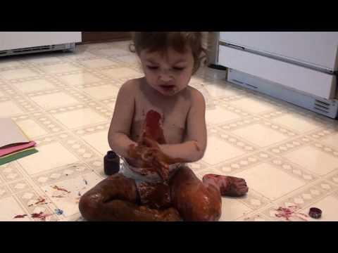 طفل جاب العيد