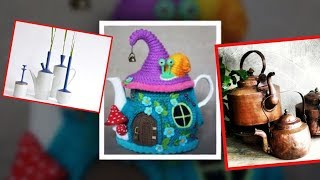 40 Inspiring Ideas Of How To Reuse  Teapots