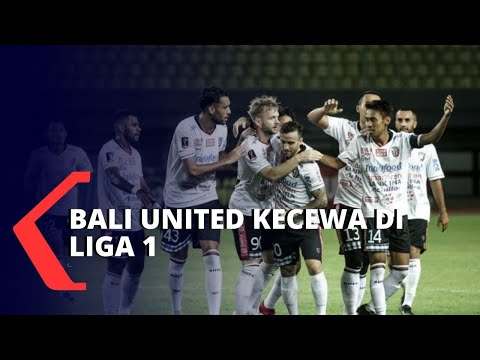 bali united kecewa liga ditunda