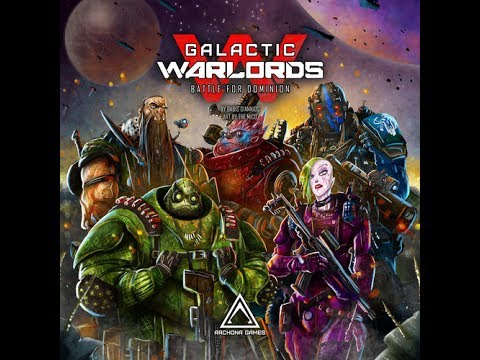 Galactice Warlords Review