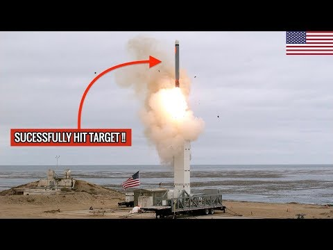 U.S TEST NEW CRUISE MISSILE AFTER WITHDRAWAL FROM INF TREATY !!