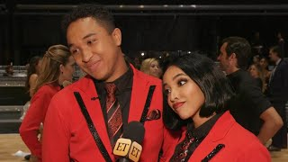 DWTS: Tinashe Reacts to Shocking Elimination (Exclusive)