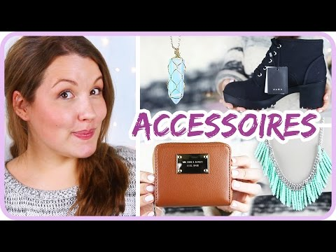 Accessoire HAUL II H&M, ZARA, BrandyMelville, S. Oliver, Michael Kors