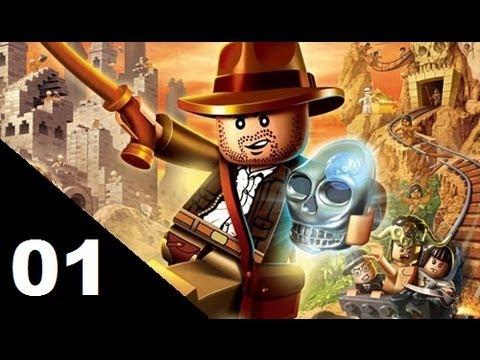 Vidéo LEGO Jeux vidéo PCIJ2 : Lego Indiana Jones 2 PC