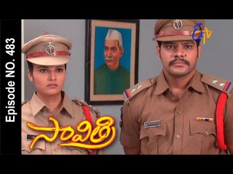 Savithri | 19th  October 2016 | Full Episode No 483 | ETV Telugu