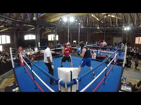Ultra White Collar Boxing | Derby | Ring 2 | The Warrior VS Demolition Dom