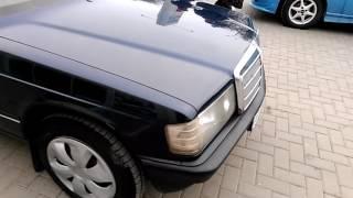 видео авто MERCEDES-BENZ 190 в кредит