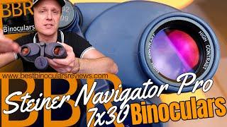 Steiner Navigator Pro 7x30 Binoculars Review & Kayaking Test Feedback
