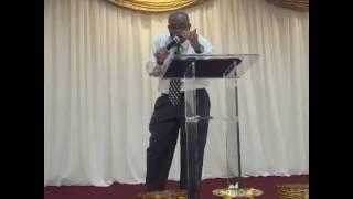 Alcanzando el exito a traves de la fe Pastor Dr Ramon Murray