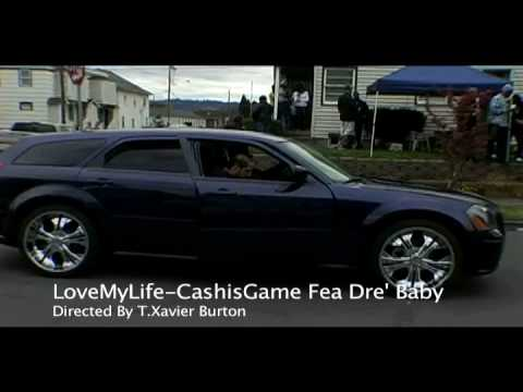 Love My Life Video-cashis Game fea Dre' Baby filmed by Birthrightx
