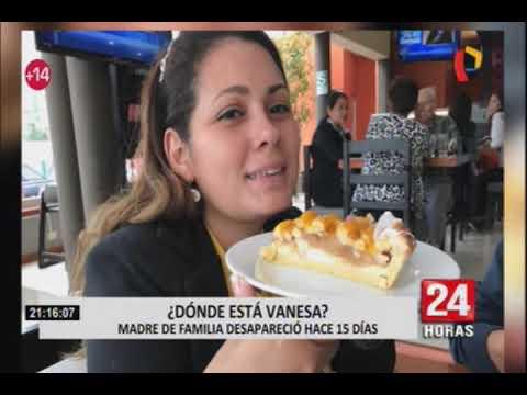 Cajamarca: madre de familia desapareció hace 15 días cuando fue a hacer un negocio