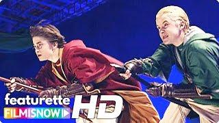 HARRY POTTER | Secrets Revealed! Quidditch | Featurette
