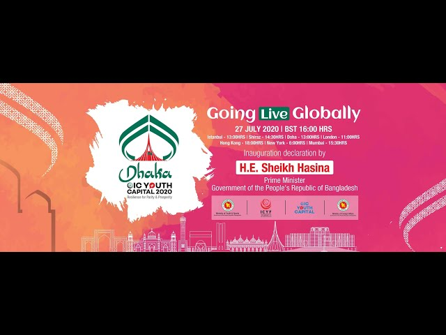 Dhaka- OIC Youth Capital 2020
