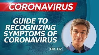 The Critical Guide To Recognizing The First Symptoms Of Coronavirus